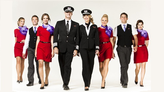 Air Hostess Uniforms India
